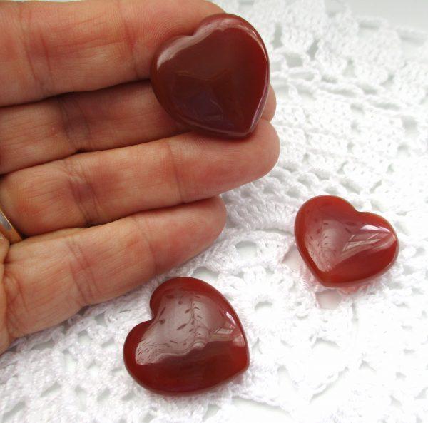 carnelian hearts