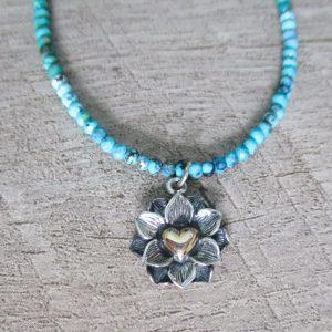 yoga necklace