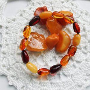 amber, amber bracelet